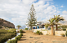 Glaros Apartments - Restaurant Karpathos
